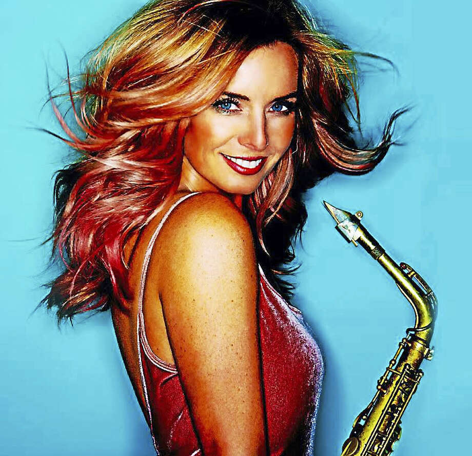 Saxophonist Candy Dulfer is set to perform at the Lyman Center for the Performing Arts Center in New Haven on Friday June 2. Candy is known around the world for her powerful and high energy concerts. Photo: Contributed Photo