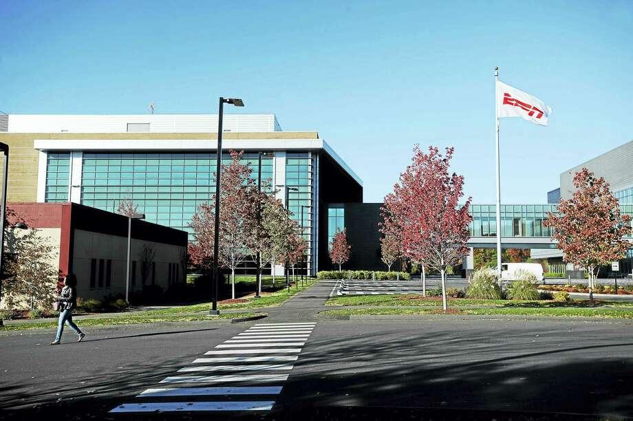 ESPN headquarters in Bristol, Conn. Photo: AP Photo — Jessica Hill  / AP2015