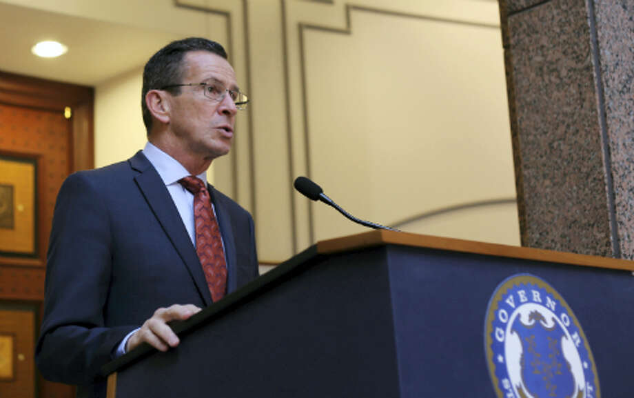 Gov. Dannel P. Malloy (Christine Stuart/ctnewsjunkie.com) Photo: Journal Register Co.