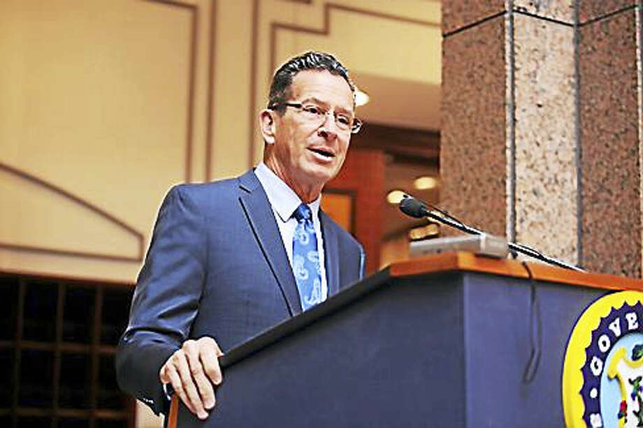 Gov. Dannel P. Malloy (Contributed photo - Christine Stuart Ctnewsjunkie.com Photo: Digital First Media