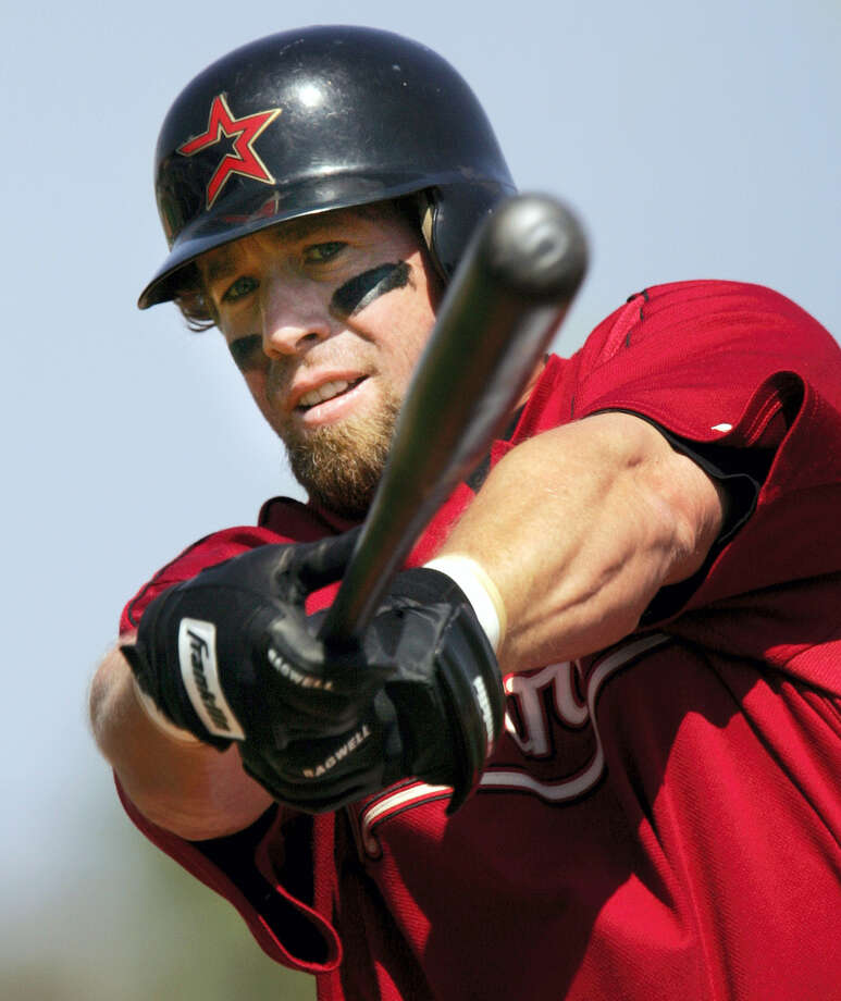 Jeff Bagwell is expected to be elected to the Hall of Fame on Wednesday. Photo: The Associated Press File Photo  / AP2006