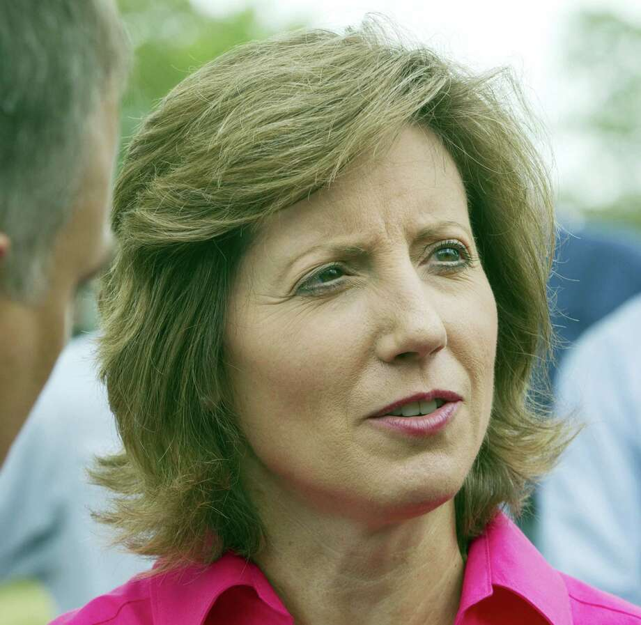 Orlin Wagner / AP Photo, File In this Aug. 16, 2012 file photo, Rep Vicky Hartzler, R-Mo. speaks in Sedalia, Mo. The House is set to consider a Republican-backed measure that would stop the Pentagon from paying for U.S. service members to undergo gender transition surgeries. Hartzler. the amendment's autho says she wants to ensure the military's budget is spent on threats facing the country. Her measure bars money from being spent by the military's health care system on gender reassignment surgery and hormone therapy. Photo: AP / Copyright 2017 The Associated Press. All rights reserved.