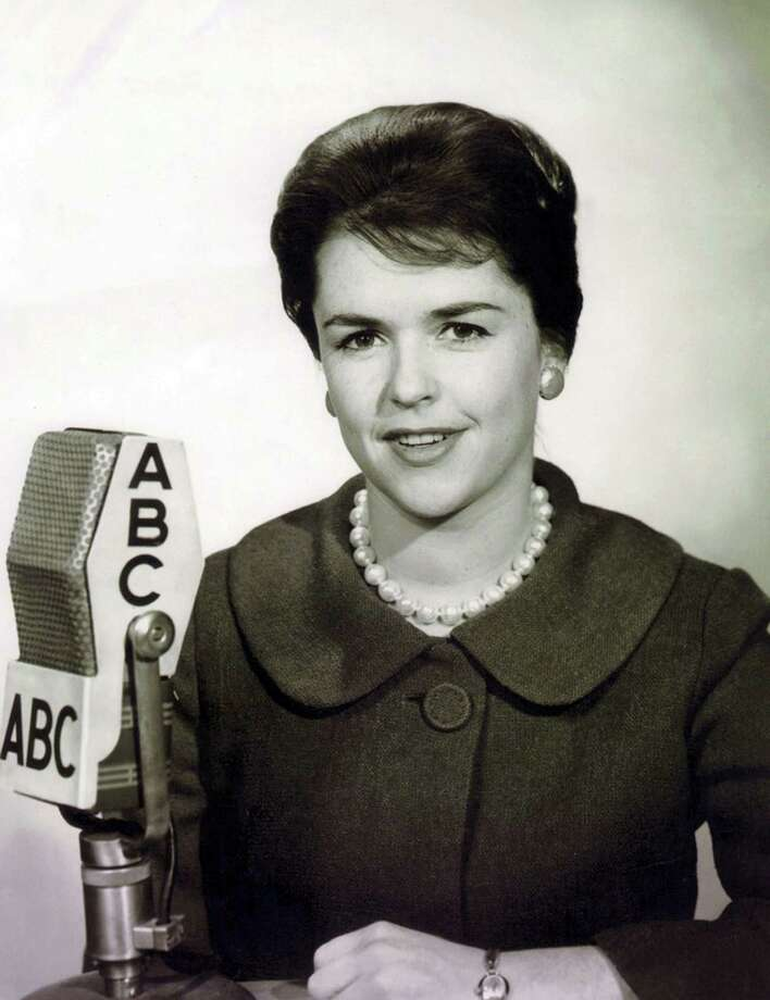 This 1967 photo made available by ABC News shows Anne Morrissy Merick, who fought to give female reporters equal access to cover the Vietnam War. Morrisey Merick died on May 2 in Naples, Fla. She was 83. Photo: ABC News Via AP  / ABC News