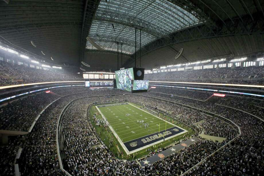 The Cowboys are worth $4.2 billion, making them the most valuable sports franchise for the second straight year, according to Forbes. Photo: The Associated Press File Photo  / Copyright 2017 The Associated Press. All rights reserved.