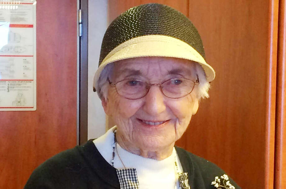Jane Josephs in October on a cruise in celebration of her 90th birthday. Photo: Photo — Jane Josephs  / Handout