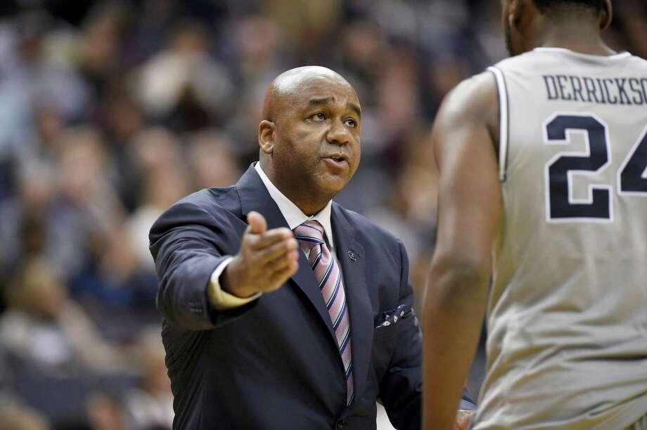 Georgetown head coach John Thompson III. Photo: The Associated Press File Photo  / FR67404 AP
