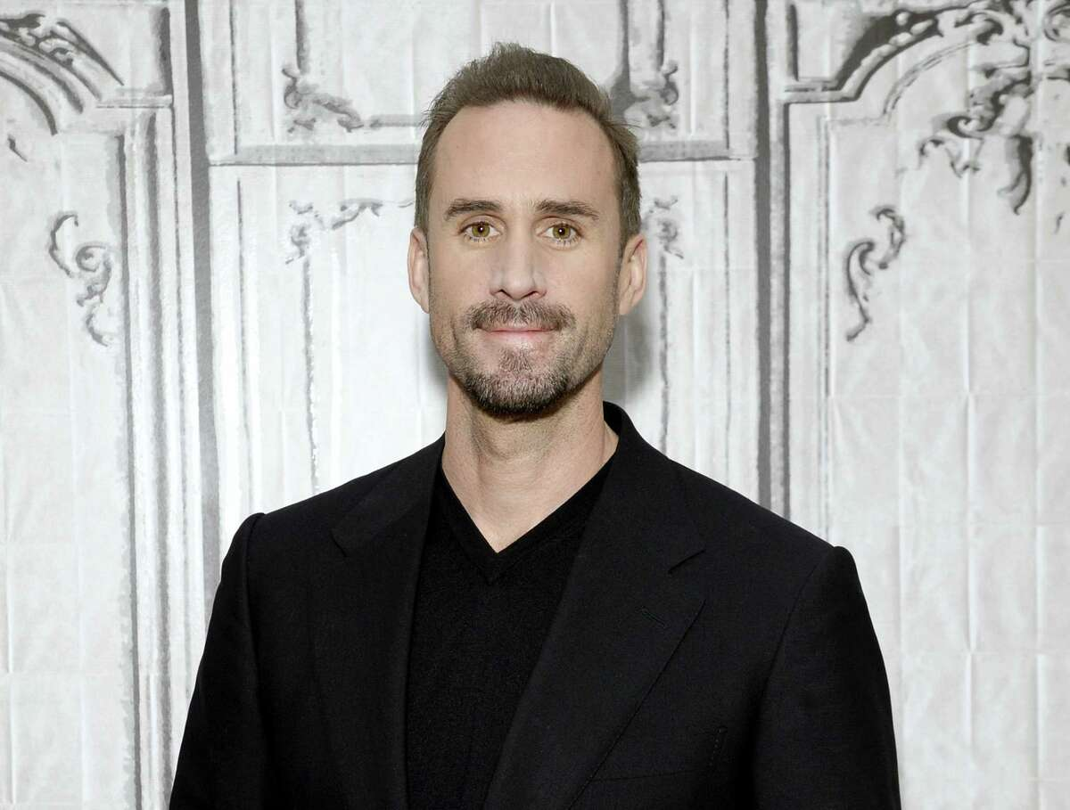 """In this Feb. 17, 2016, file photo, actor Joseph Fiennes attends AOL's BUILD Speaker Series to discuss the film, """"Risen"""" in New York. Fiennes has been cast in Hulu's adaptation of Margaret Atwood's award-winning novel, """"The Handmaid's Tale."""" Sky Arts released a trailer of its upcoming """"Urban Myths"""" series on Jan. 11, 2017, which will feature one episode with Fiennes playing Michael Jackson."""