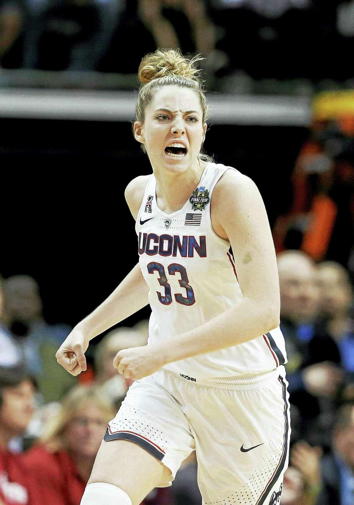 UConn's Katie Lou Samuelson.