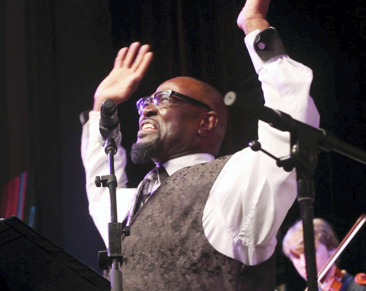 Spoken word artist Don Miller will perform in the upcoming Healing Blues concert to benefit the homeless.