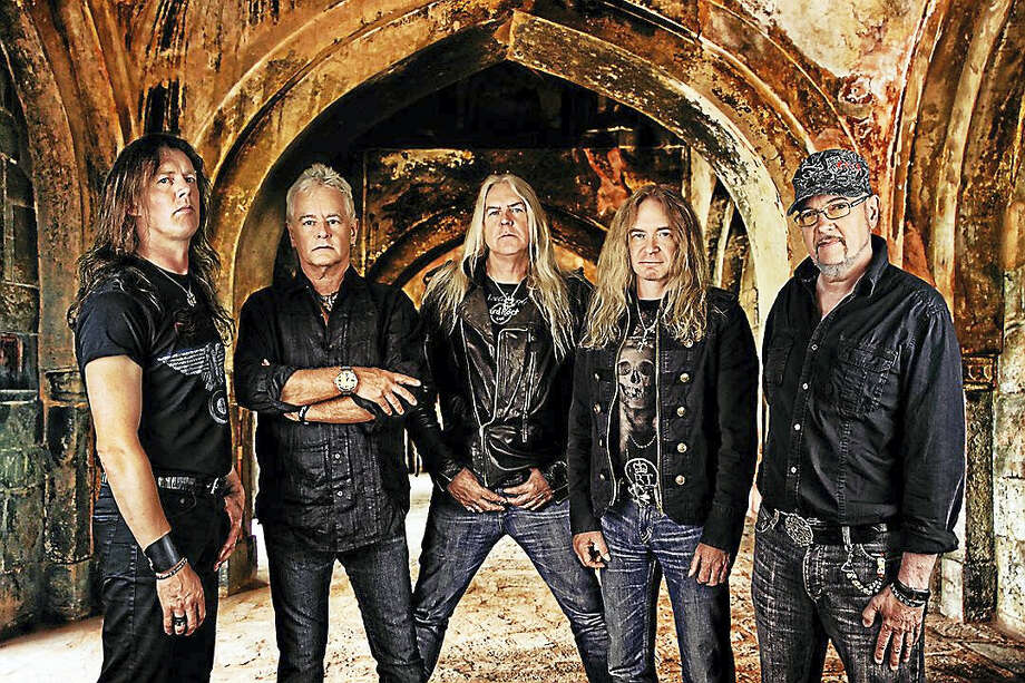 UFO and Saxon will play the Webster Theatre in Hartford on Sept. 30. Photo: Contributed Photo