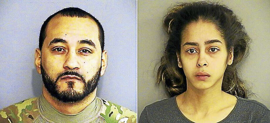 Juan Pagan-Rivera and Lourdes Torreira Photo: Courtesy Of The Middletown Police Department