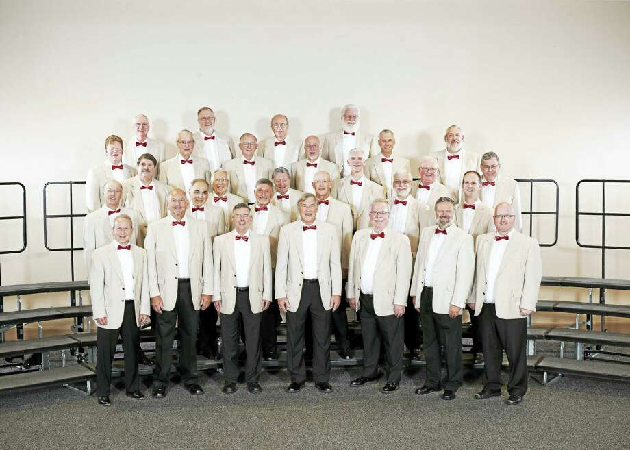 Contributed photo The Silk City Chorus will perform Jan. 14 at Manchester High School. Photo: Digital First Media