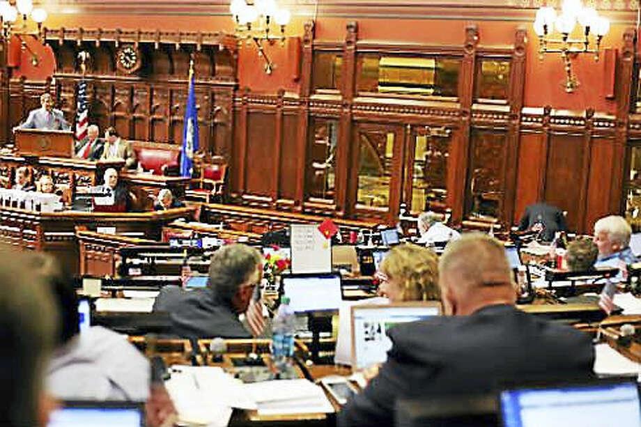 The Connecticut House of Representatives Photo: CTNewsJunkie File Photo