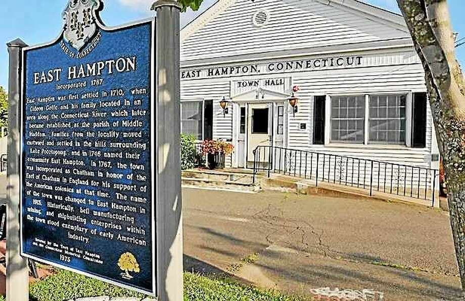 East Hampton Town Hall has outlived its useful life, according to officials who are looking for residents to join a nine-member building committee. Photo: File Photo