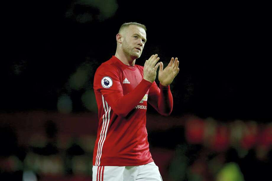 Wayne Rooney has left Manchester United to rejoin Everton after 13 years at Old Trafford, it was announced on Sunday. Photo: The Associated Press File Photo  / Copyright 2017 The Associated Press. All rights reserved.
