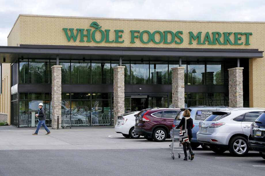 This May 3, 2017, photo, shows a Whole Foods Market grocery store, in Upper Saint Clair, Pa. Whole Foods Market, which disrupted the supermarket business with its offerings of organic and natural foods, has been unsettled itself by the trends it helped make popular. Photo: Gene J. Puskar — AP Photo   / Copyright 2017 The Associated Press. All rights reserved.
