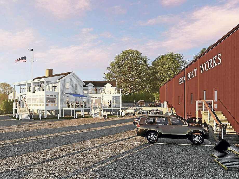 Essex Boat Works main building rendering. Photo: Contributed Photo