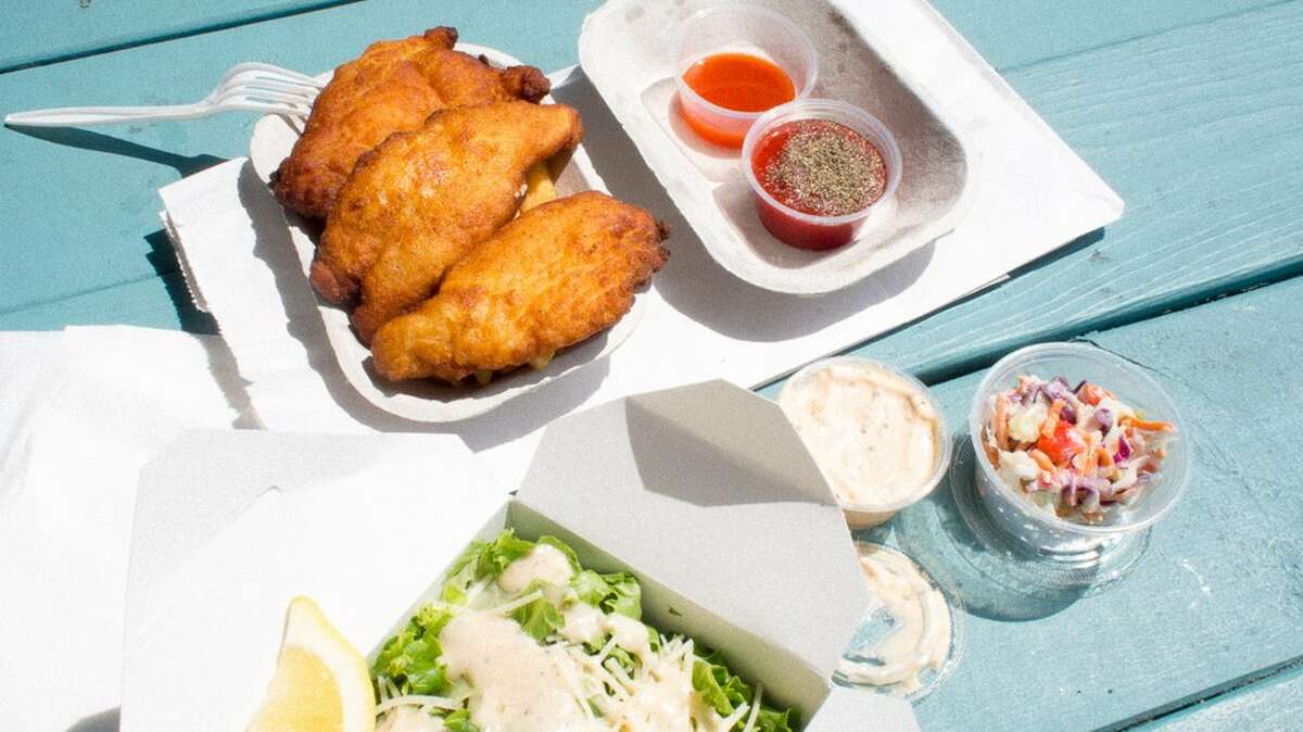 9. Emerald City Fish and Chips, Mount Baker Wilson C.: