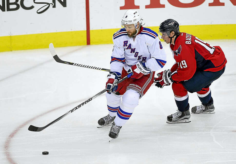 Rangers defenseman Kevin Klein has retired after 12 seasons in the NHL. Photo: The Associated Press File Photo  / FR67404 AP