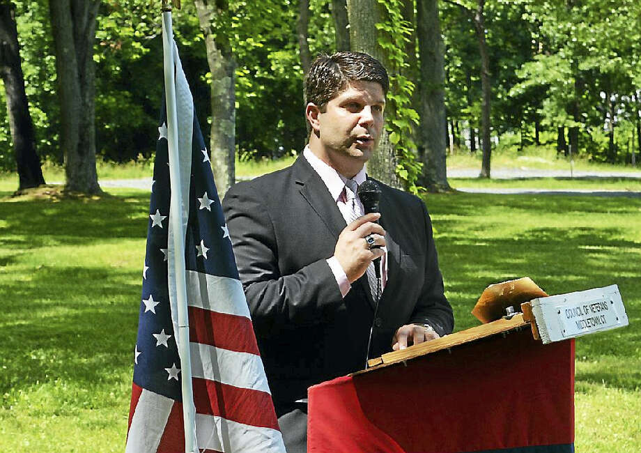 Middletown Mayor Dan Drew Photo: Middletown Press File Photo