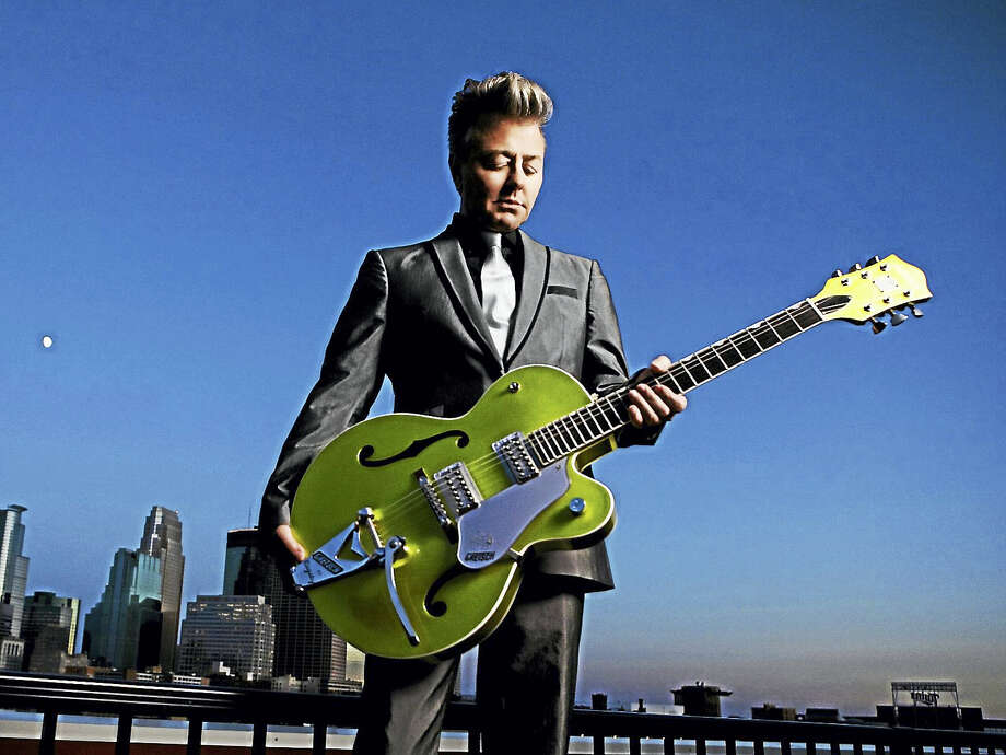 Contributed photo courtesy of Brian SetzerBrian Setzer's Rockabilly Riot will be rocking out at the Ives Concert Park in Danbury on Sunday June 25. Photo: Digital First Media