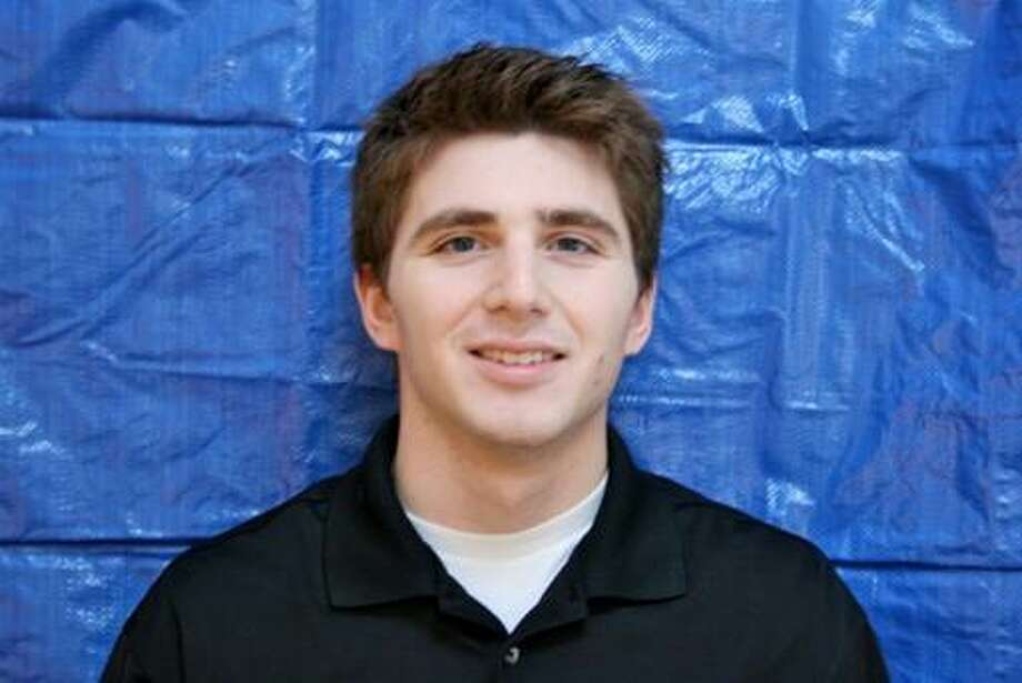 Justin Lloyd, a former Union baseball player who died Aug. 3 of colorectal cancer. (Union College sports information)