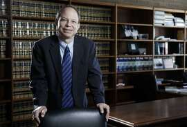 This June 27, 2011 file photo shows Santa Clara County Superior Court Judge Aaron Persky, who drew criticism for sentencing former Stanford University swimmer Brock Turner to only six months in jail for sexually assaulting an unconscious woman.