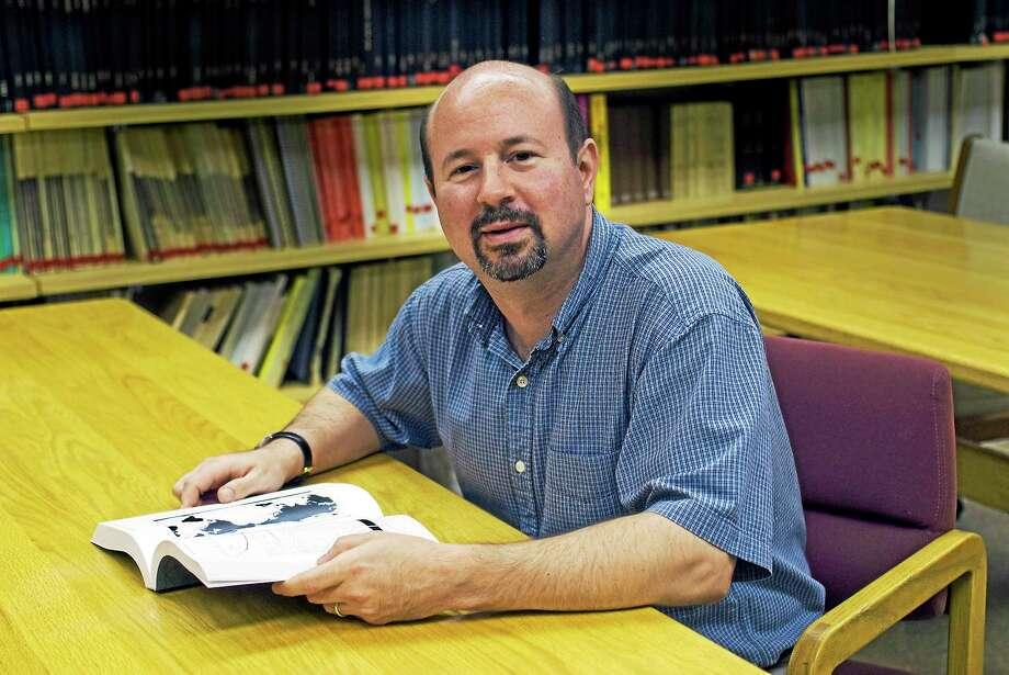 Michael E. Mann Photo: Photo By Greg Rico — FILE
