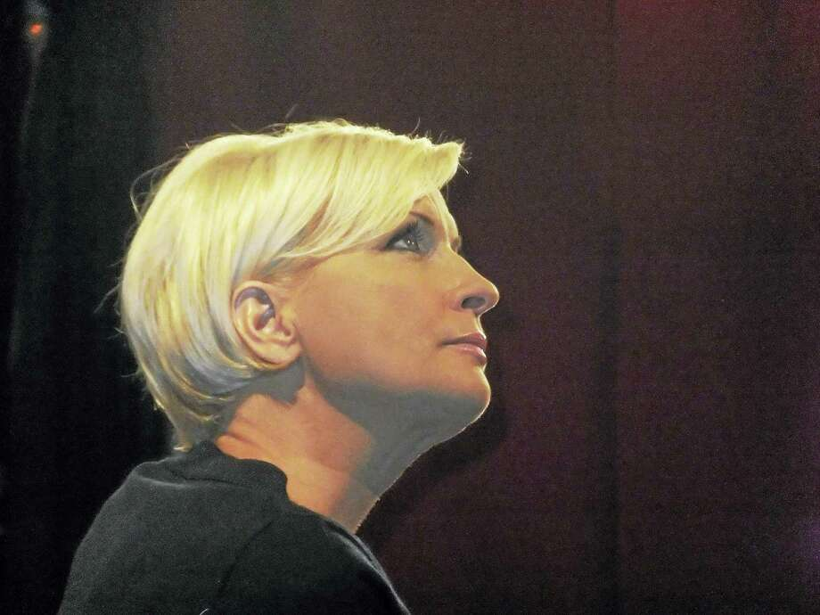 Mika Brzezinski Photo: Courtesy Of Wikimedia, By Steve Jozefczyk, 2012