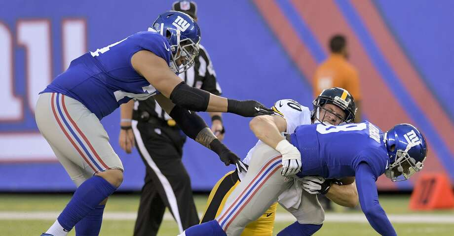 Vegas Play of the Day: Steelers at Giants