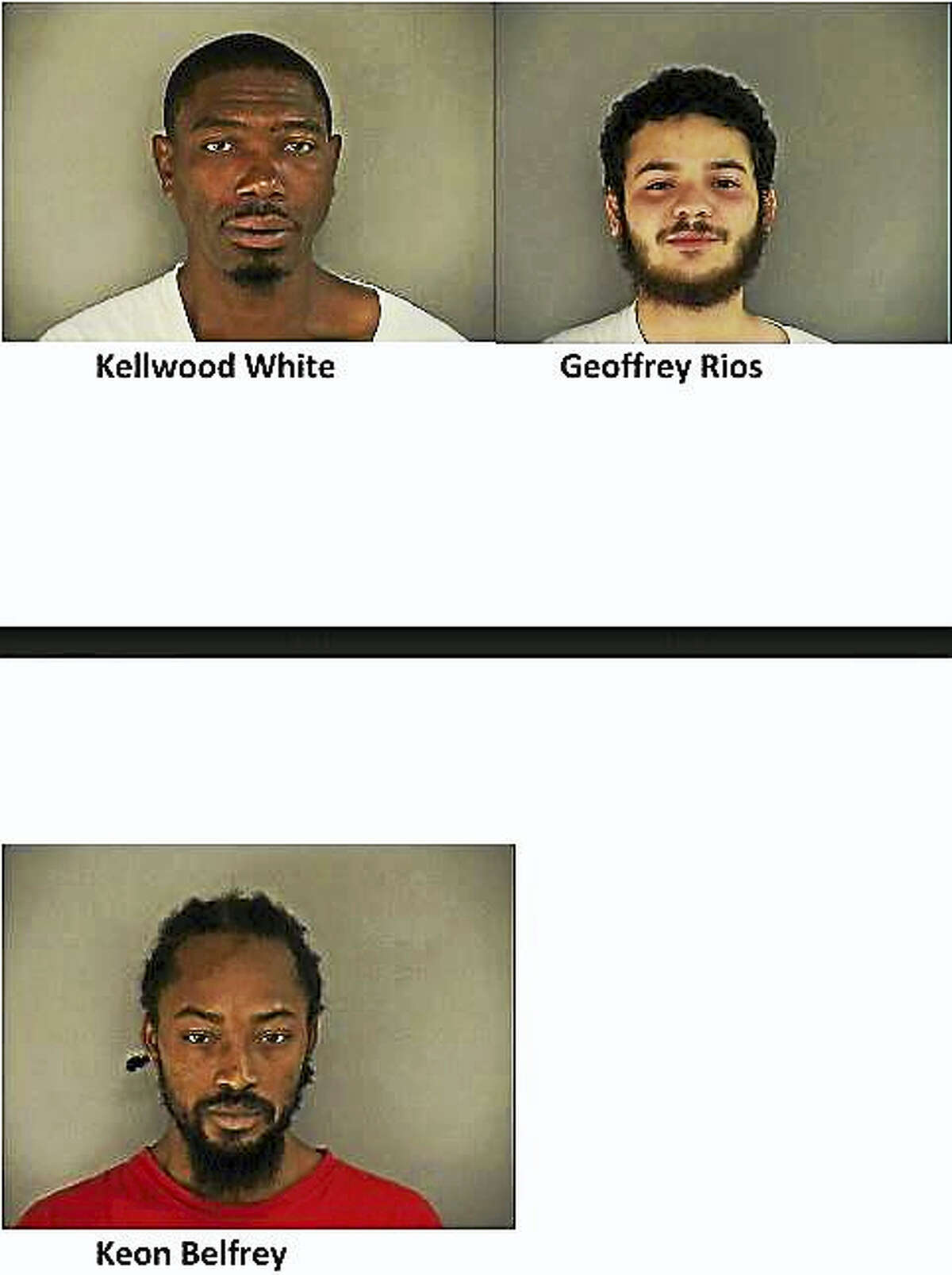 Nine were arrested in Middletown's north end following a narcotics investigation and sweep.