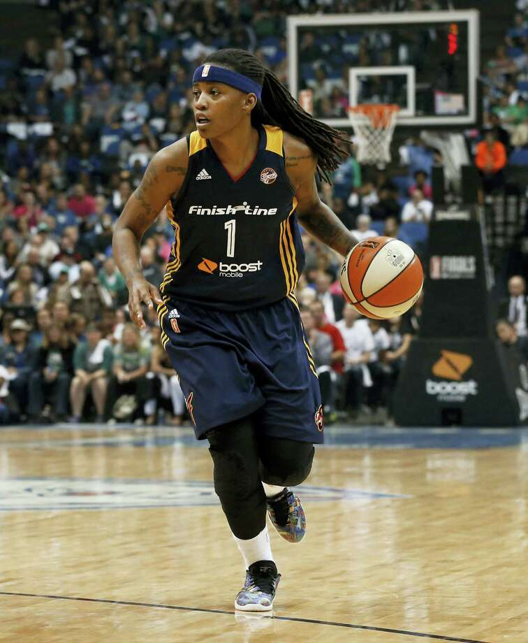 Shavonte Zellous has spent her last eight winters in Istanbul playing. She's loved the culture she's experienced in Turkey and it has been a second home to her. But she is weighing if it is worth risking her safety. Photo: The Associated Press File Photo  / Copyright 2017 The Associated Press. All rights reserved.