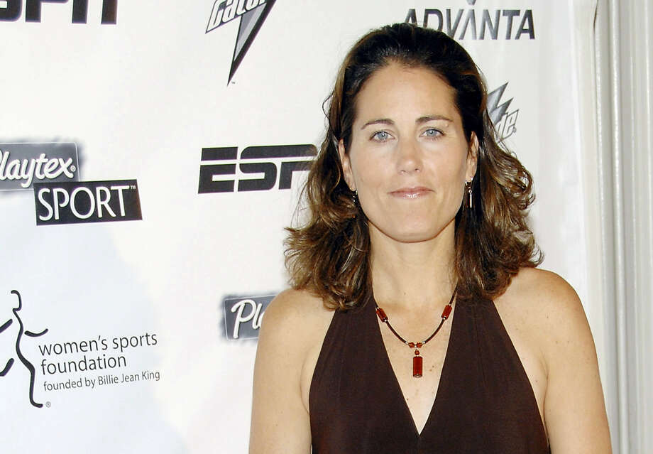Julie Foudy has signed a multiyear extension with ESPN. Photo: The Associated Press File Photo  / AGOEV