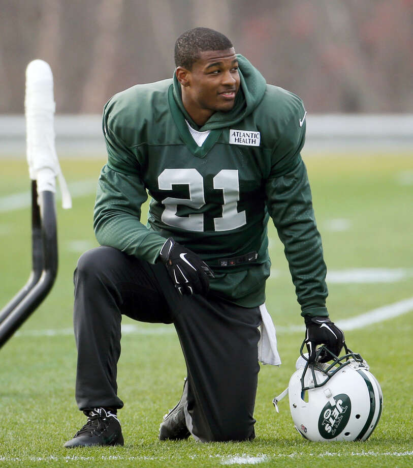 The Jets have released free safety Marcus Gilchrist. Photo: Julio Cortez — The Associated Press File  / Copyright 2017 The Associated Press. All rights reserved.