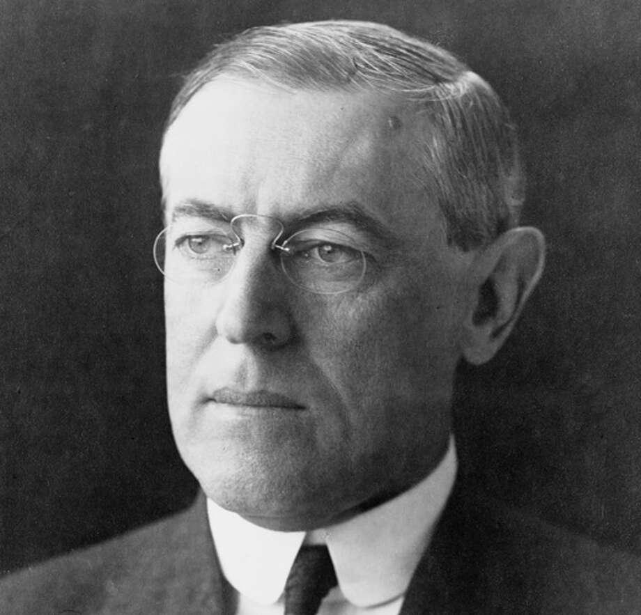 Woodrow Wilson Photo: Legacy Archive