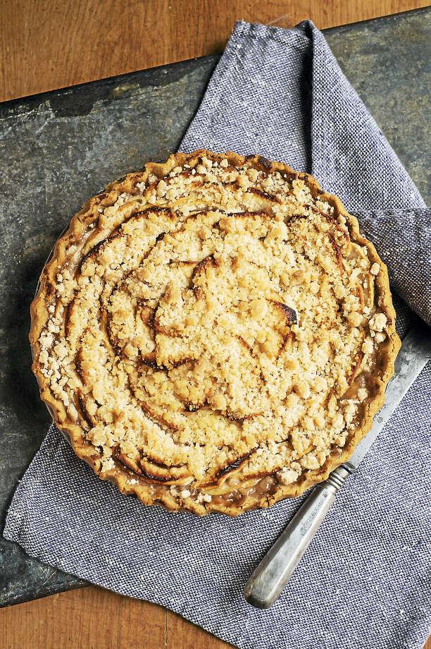 Apple crumb pie Photo: Photo Courtesy Of Jennifer May