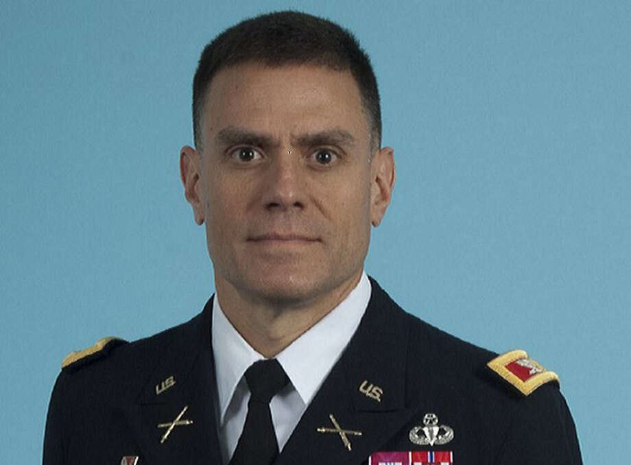 "Retired Army Col. David ""Wil"" Riggins. Accused of rape by a blogger who attended West Point with him, he sued for defamation and a jury awarded him $8.4 million. Photo: Photo Courtesy Of David ""Wil"" Riggins. / Photo courtesy of David ""Wil"" Riggins"