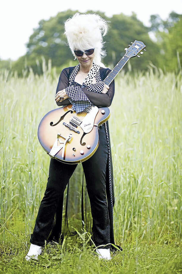 Christine Ohlman, the Beehive Queen. Photo: Contributed Photos  / ? ric kallaher