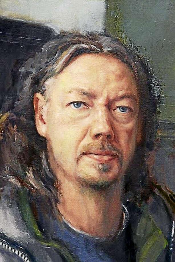 A portrait by Frank Bruckman. Photo: Digital First Media