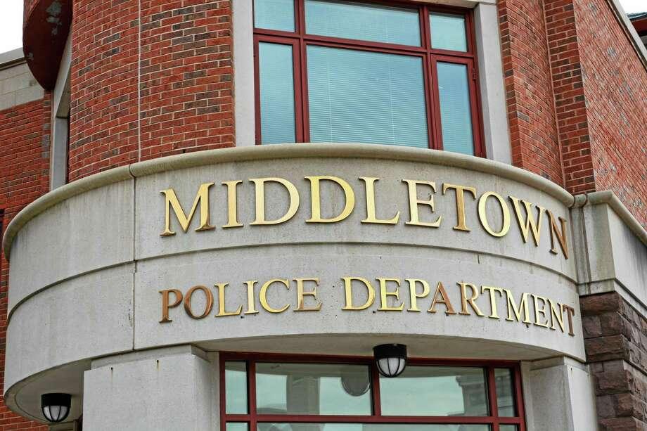 Cassandra Day / Middletown Press Middletown Police Photo: File Photo