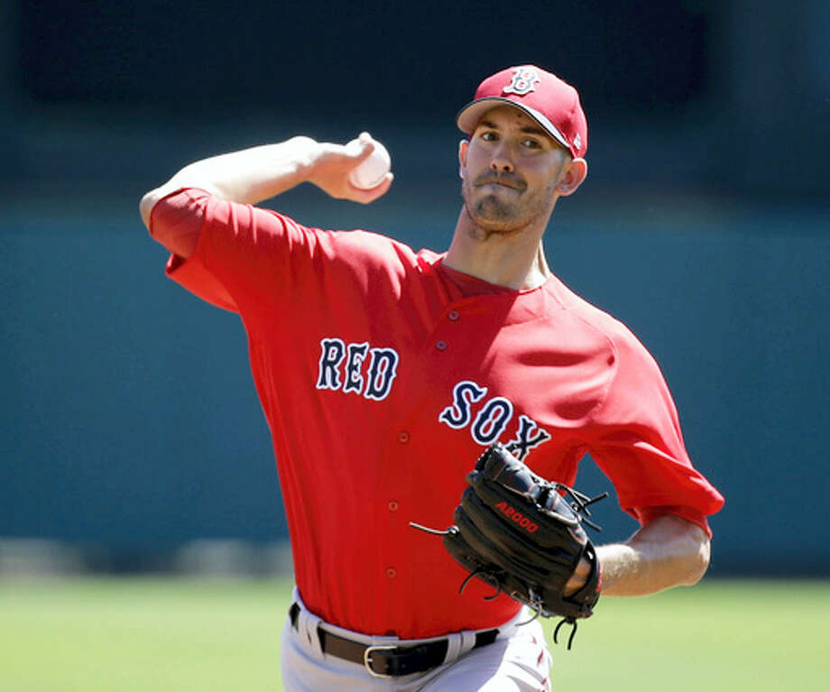 Rick Porcello will get the start for the Red Sox in the season opener Monday against the Pirates. Photo: The Associated Press File Photo  / Copyright 2017 The Associated Press. All rights reserved.