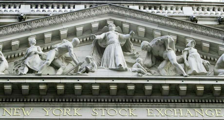This file photo shows the New York Stock Exchange building in New York. Photo: Frank Franklin II — The Associated Press  / Copyright 2016 The Associated Press. All rights reserved.