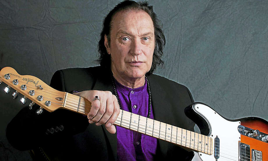 Contributed photoDave Davies, the founding member of the Rock 'n Roll Hall Of Fame group The Kinks, is set to perform at Infinity Hall in Hartford on Sunday night April 6. Photo: Photograph: Ian Heath / (C)Ian Heath-2012www.ianheathphotography.co.uk