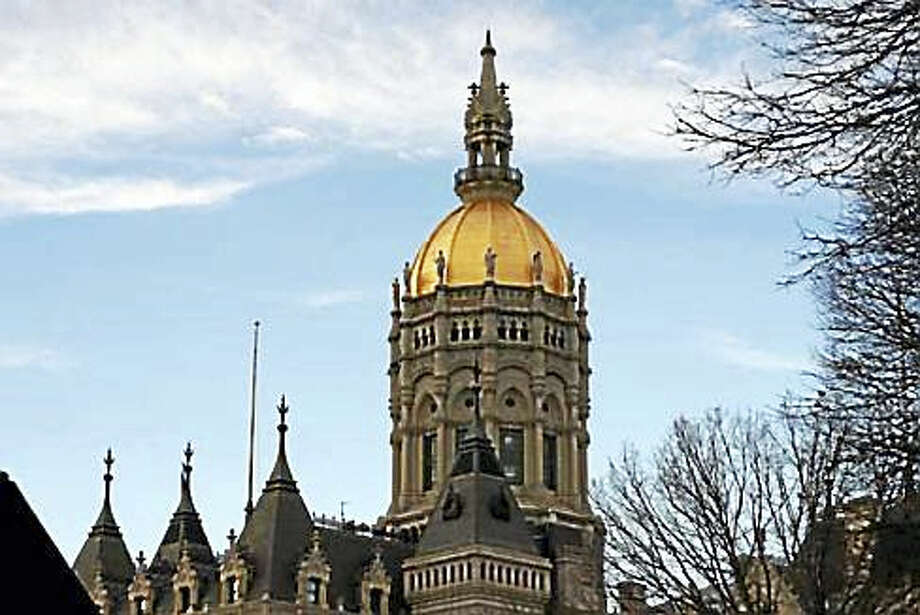 Connecticut Capitol building Photo: Christine Stuart File Photo