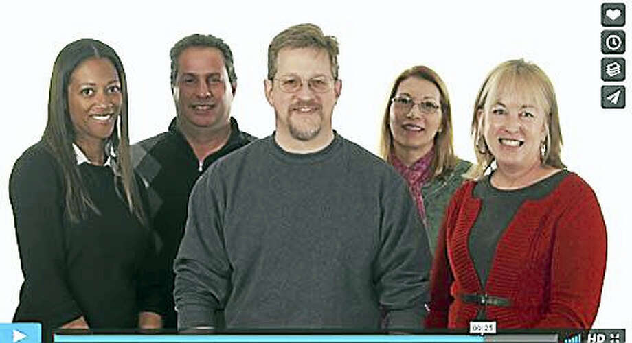 Screengrab from ad of state employees Photo: Digital First Media