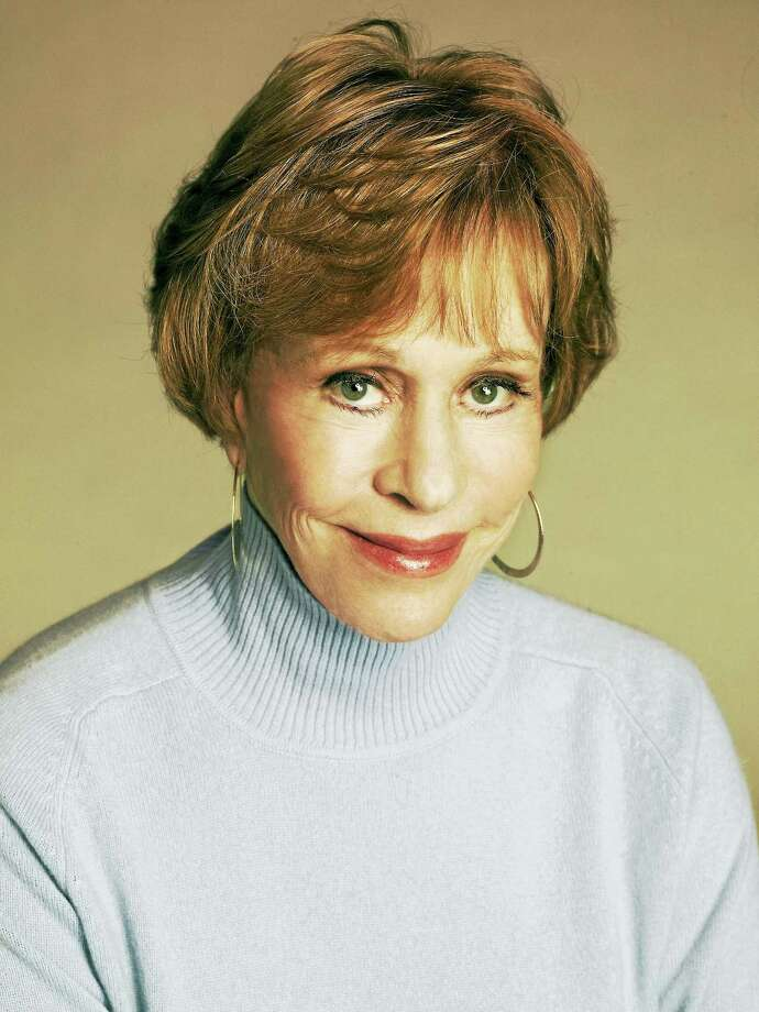 """Award winning actress and best selling author, Carol Burnett, is coming to the Bushnell in Hartford on Sunday, April 6, for """"An Evening of Laughter and Reflection."""" Photo: Contributed Photo"""