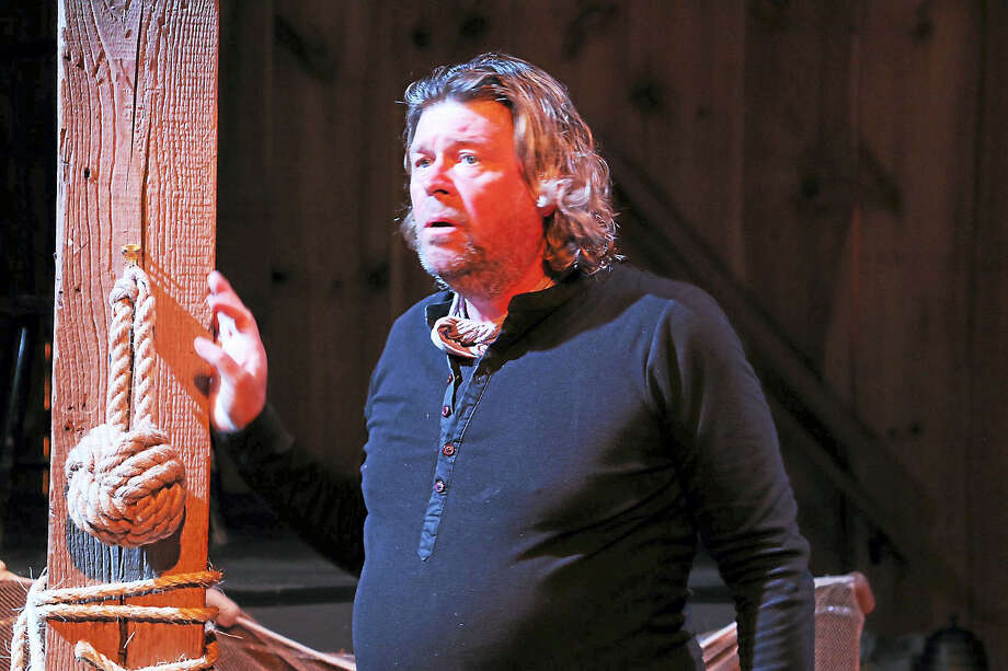 Peter Grimes performs in a Madison Lyric Stage show in 2015. The company has announced its performances for the 2017 season. Photo: Contributed Photos — Madison Lyric Stage  / 2015