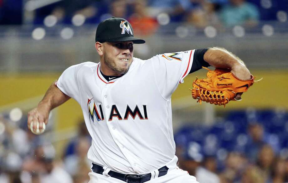Former Miami Marlins pitcher Jose Fernandez. Photo: The Associated Press File Photo  / Copyright 2016 The Associated Press. All rights reserved.