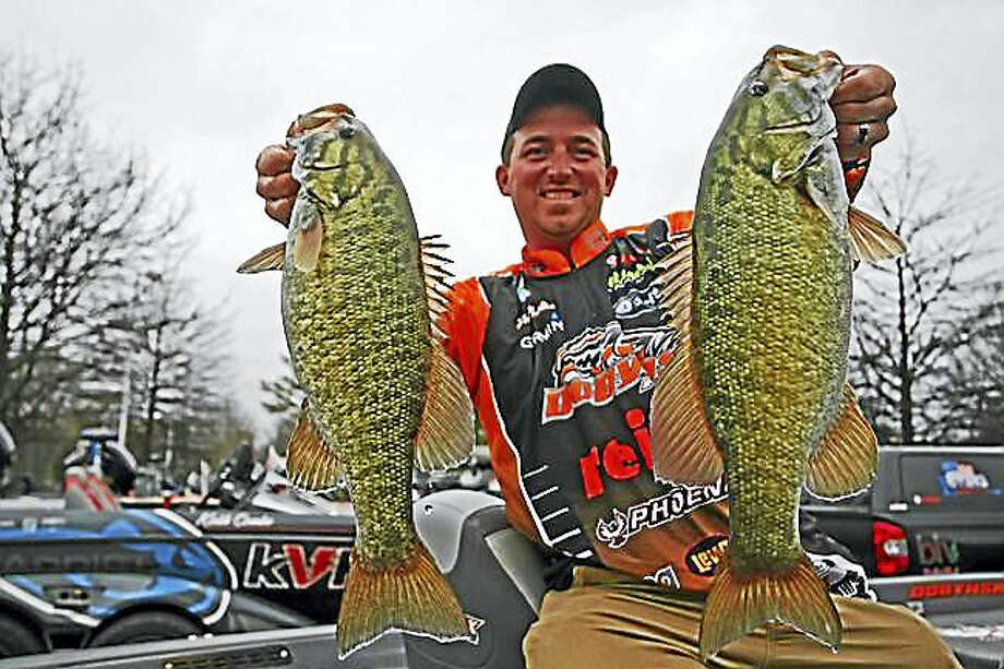 Fishing champion Paul Meuller will be a guest at the hunting and fishing expo in Hartford. Photo: Contributed Photo
