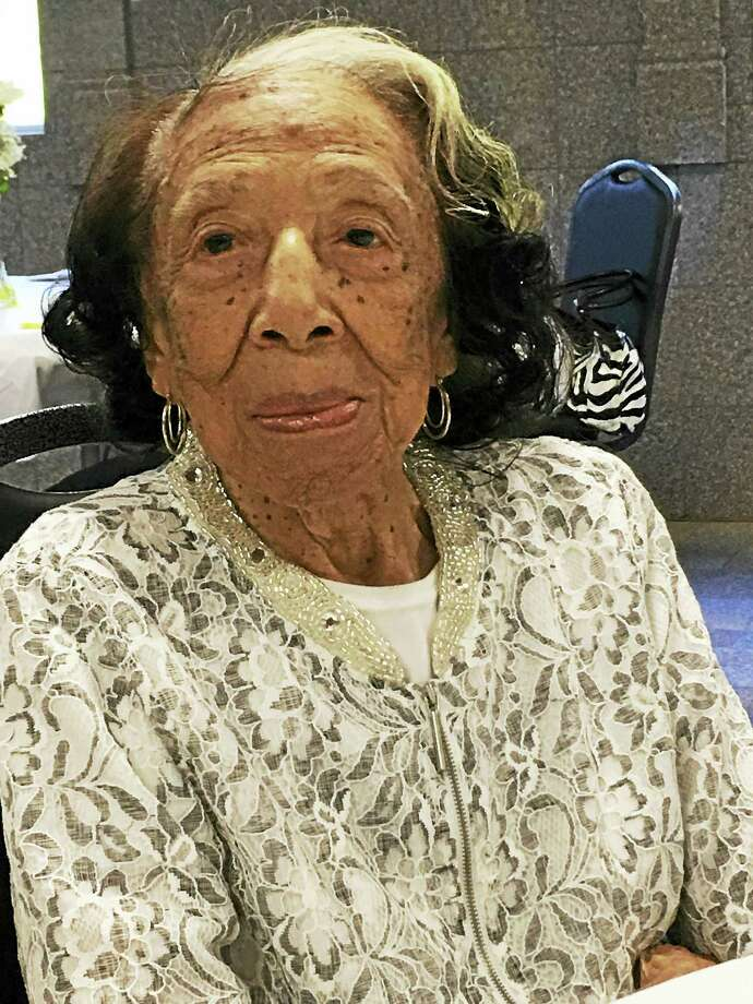 On May 23, Elsie Mae (Moody) Davis of Middletown celebrated her 110th birthday. Photo: Courtesy Faith Jackson